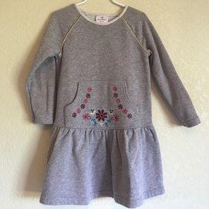 Hanna Andersson Sweatshirt Dress